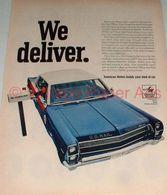 We Deliver. | Print Ads