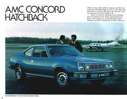A.M.C. Concord Hatchback | Print Ads
