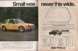 Small Was Never This Wide | Print Ads