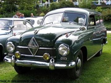 Borgward Hansa 1500 Kombi | Cars