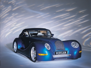 Morgan Aero 8 Model Series IV | Cars