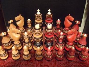 Spanish Chess Set | Chess Sets & Boards