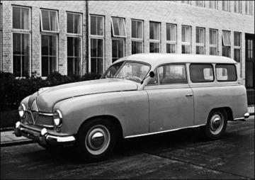 Borgward Hansa 1500 Kombi Hansa-Matic | Cars