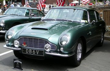 Aston-Martin DB6 | Cars