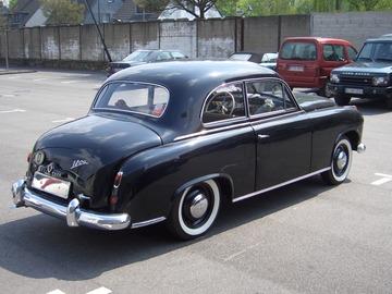 Borgward Hansa 1800 D | Cars