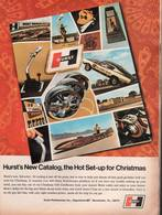 Hurst's New Catalog, The Hot Set-Up For Christmas | Print Ads