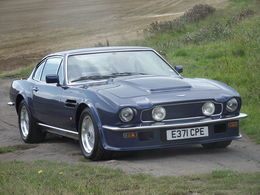 Aston martin v8 vantage x pack medium