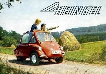 Heinkel Kabine 150 | Cars