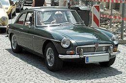 MGB GT | Cars