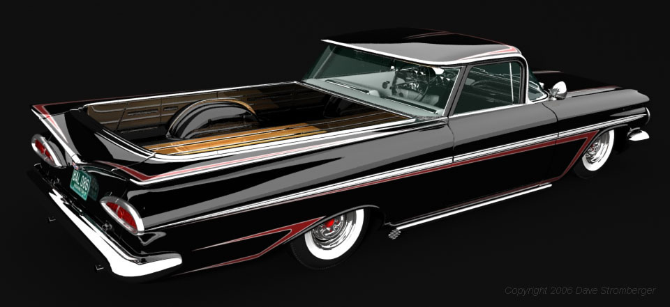 Chevrolet El Camino | Cars | hobbyDB