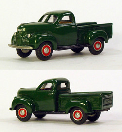 1948 Studebaker M5 Pickup | Model Cars