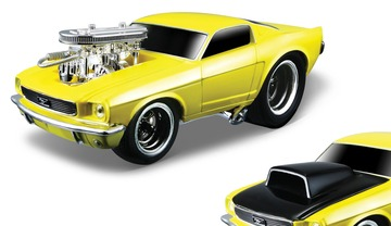 1966 Ford Mustang | Model Car Kits
