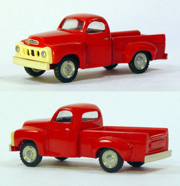 1957 Studebaker E7 Pickup | Model Cars