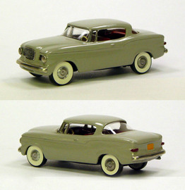 1960 Studebaker Lark 2 Door Hard Top | Model Cars