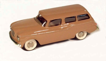 1960 Studebaker Lark 2 Door Wagon | Model Cars