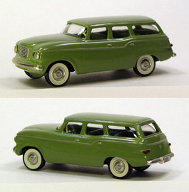 1960 Studebaker Lark 4 Door Wagon | Model Cars