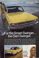 For the smart swinger ... the dart swinger. print ads 7354e588 606e 4b01 a122 329c3b91adc6 medium