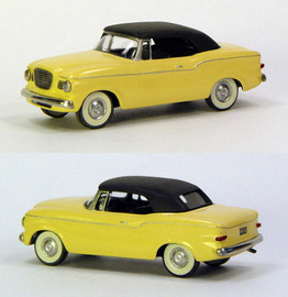 1960 Studebaker Lark Convertible | Model Cars