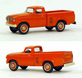 1962 Studebaker Champ Fleetside | Model Cars