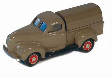 1941 Studebaker M5 Conestoga | Model Cars
