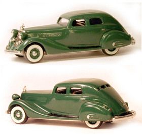 1934 Studebaker President Regal Land Cruiser | Model Cars