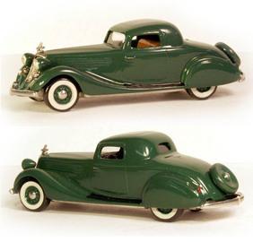 1934 Studebaker President Coupe | Model Cars