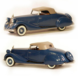1934 Studebaker President Regal Roadster | Model Cars