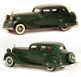 1934 Studebaker President Regal Sedan | Model Cars