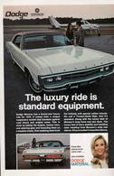The luxury ride is standard equipment print ads 93c8ee86 4d99 4868 af55 e1b7e06e0447 medium