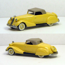 1935 Studebaker Commander Convertible | Model Cars