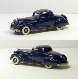 1935 Studebaker Commander Coupe | Model Cars