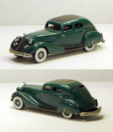 1935 Studebaker President Land Cruiser | Model Cars