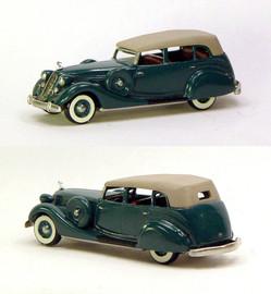 1935 Studebaker President 4 Door Convertible | Model Cars