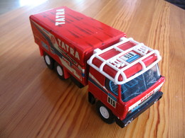 Kaden tatra 815 truck paris dakar 87 model trucks d3928620 efd9 47a6 a98c e931a1f0f5f4 medium