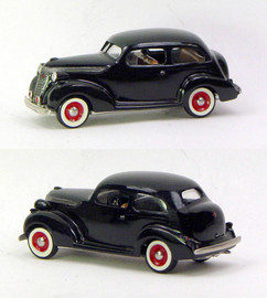 1937 Studebaker Dictator Custom 2 Door | Model Cars