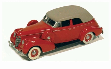 1938 Studebaker President 4 Door Convertible | Model Cars