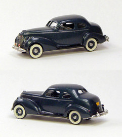 1938 Studebaker President Club Sedan | Model Cars