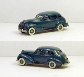 1938 Studebaker President 4 Door | Model Cars