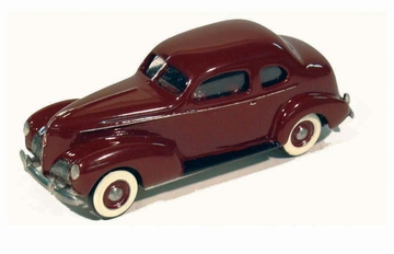 1939 Studebaker 2 Door Club Sedan | Model Cars