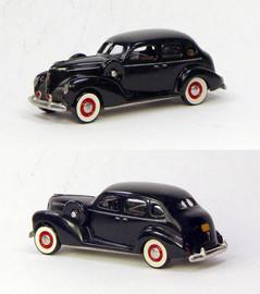 1939 Studebaker President Cruising Sedan | Model Cars