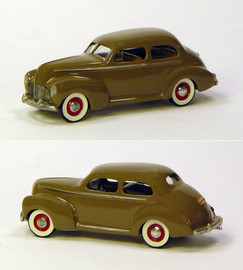 1940 Studebaker Champion  | Model Cars