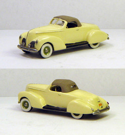 1940 Studebaker Boat Tail Speedster | Model Cars