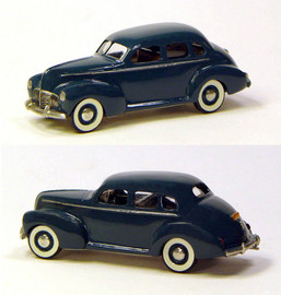 1940 Studebaker Champion 4 Door Cruising Sedan | Model Cars