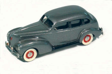 1940 Studebaker President 4 Door | Model Cars