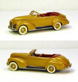 1940 Studebaker World Fair Parade Phaeton | Model Cars