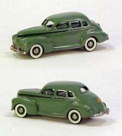 1941 Studebaker Champion 4 Door Cruising Sedan | Model Cars