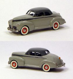 1941 Studebaker Champion Coupe | Model Cars