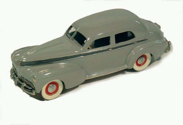 1941 Studebaker President Land Cruiser | Model Cars