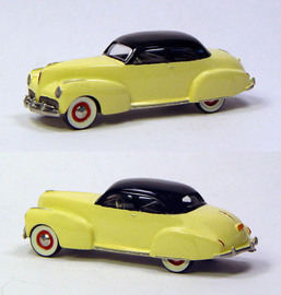 1941 Studebaker President Skyway Club Sedan | Model Cars
