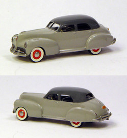 1941 Studebaker President Skyway Land Cruiser | Model Cars
